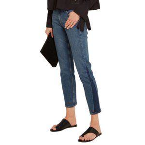 M.I.H Tomboy Cropped Skinny Boyfriend Jeans - 27